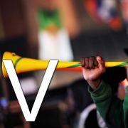... wie Vuvuzela: Fußball ohne das bienenhafte Gesumse kann sich nach der WM in Südafrika keiner mehr vorstellen.