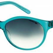 Sonnenbrillen in knalligen Farben und expressiven Formen sind im Sommer 2010 absolut in.