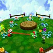 Quietschbunt sind die Galaxien, in denen Mario die Powersterne suchen muss.