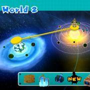 Selbst die Sternenkarte, die Navigationsebene durch die einzelnen Spielszenen, ist ein Hingucker.