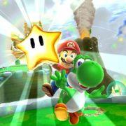 Power-Stern geschnappt: Damit ist Mario auf der sicheren Seite und hat eine Galaxy erfolgreich abgeschlossen.