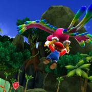 Kommt Mario nicht allein weiter, gibt es mit Sicherheit andere Hilfsmittel.