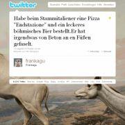 Tweet von @frankagu.