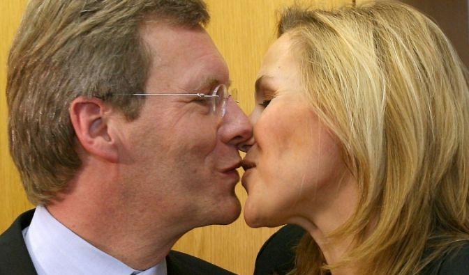 Bettina und Christian Wulff