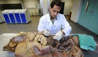 Christof Schomerus, Anatomie-Professor in Frankfurt, braucht Körperspender, um seine Studenten zu Ärzten zu machen. (Foto)