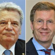 Wer wird Deutschlands nächster Bundespräsident?