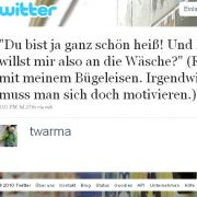 @twarma und der Sexappeal von Haushaltsgeräten.