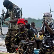 Nigeria ist laut Forbes das zehntgefährlichste Land. Im ölreichen Nigerdelta werden immer wieder Ausländer entführt und zumeist erst gegen die Zahlung eines Lösegeldes wieder freigelassen.