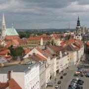 G wie Görlitz: Die östlichste Stadt Deutschlands blieb im Zweiten Weltkrieg fast völlig unzerstört.