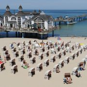 I wie die Insel Rügen: Deutschlands größte Insel liegt vor der pommerschen Ostseeküste.