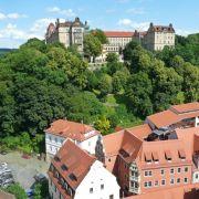 P wie Pirna: Die Stadt ist bekannt als «Tor zur Sächsischen Schweiz».