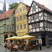 Q wie Quedlinburg und Harz: Quedlinburg ist mit seiner Architektur eine der 33 Unesco-Welterbestätten in Deutschland.