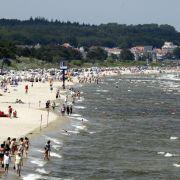 U wie Usedom: Und nochmal Ostsee. Usedom wurde in den 1920er Jahren gerne als «Badewanne Berlins» bezeichnet und versucht heute, wieder Anschluss an seine glorreiche Vergangenheit zu finden.