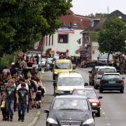 Die Invasion in Wacken.