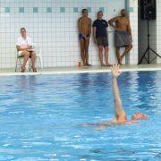 Sjaak van der Kolk aus den Niederlanden war der Einzige, der nach seiner Vorstellung ohne Medaille nach Hause gehen musste.