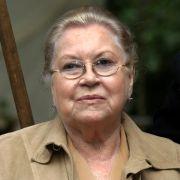 Als gute und schnippische Seele der Schwarzwaldklinik hatte sie Kultcharakter: Eva Maria Bauer spielte Oberschwester Hildegard Zeisig.