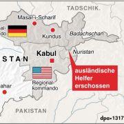 Der Überfall ereignete sich offenbar im Nordosten des Landes, in der Provinz Badachschan. Die Region grenzt an Pakistan.