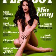Die Stuttgarterin mit den asiatischen Wurzeln zierte schon 17 internationale Playboycover. Grund genug...