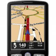 Die Auswahl ist groß, beschränkt sich aber auf die Spezialisten der Navigationsbranche.
