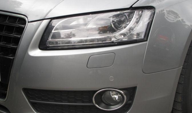 Der Audi A5 gilt als der Schönling unter den Mittelklasse-Coupés. Mit ihm ist man immer gut angezogen.