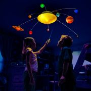 Sonnensystem für das Kinderzimmer