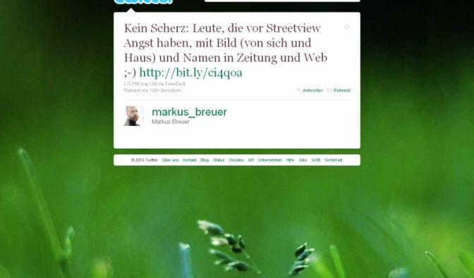 Tweet von @markus_breuer.