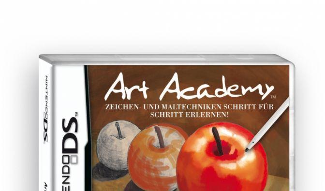 Art Academy: Zeichen- und Maltechniken