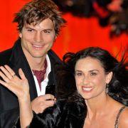 Demi Moore und Ashton Kutcher sind das Vorzeigepaar des Trends reife Frau mit jungem Partner.