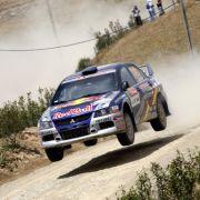 Keine Punkte, dafür aber Anerkennung von Fans und Presse: bei der Rallye Portugal fuhr Hermann Gaßner bis zu seinem Ausfall unter den besten Fünf.