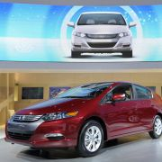 Platz 4: Honda Insight Hybrid