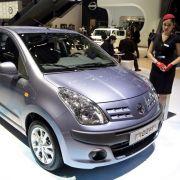 Platz 6: Nissan Pixo