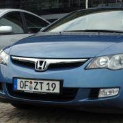 Platz 9: Honda Civic Hybrid