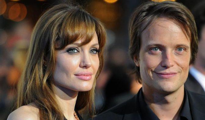 Angelina Jolie und August Diehl