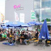 Trolli-Arena Fürth.