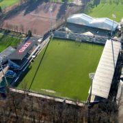 Gazi-Stadion auf der Waldau.
