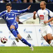 Mesut Özil beim FC Schalke