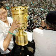 DFB-Pokalsieg 2009.