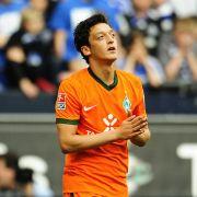 Mesut Özil bei Werder Bremen