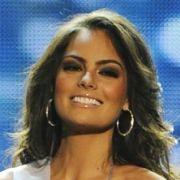 Sie konnte die Jury offenbar überzeugen: Die neue Miss Universe Jimena Navarrete beim Bewertungs-Auftritt im Bikini.