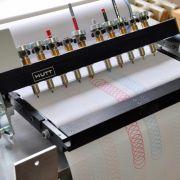 Kartenreinigungsmaschine