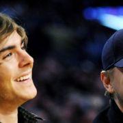 Zac Efron und Leonardo DiCaprio