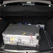 Der an sich 540 Liter große Laderaum lässt sich durch das Umklappen der Rückbank deutlich erweitern.