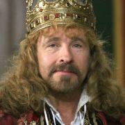 Klar doch, König Gunther. Oder doch eher sein Darsteller Thomas Gottschalk?