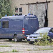 Auf einem ehemaligen LPG-Gelände wurde eine Leiche gefunden, ...