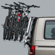 Der Vorteil des Caravan-Gedankens ist klar: Neben der vielbeschworenen Freiheit bietet ein solcher Urlaub auch den Vorteil, viel mit nehmen zu können. Fahrräder zum Beispiel.