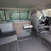 Auch im Innenraum muss man 2010 auf keinen Luxus mehr verzichten.