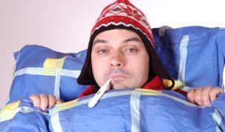Bei einer Erkältung können einfache Hausmittel wahre Wunder bewirken. (Foto)