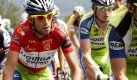 Vicenzo Nibali hat nach 20-jähriger Durststrecke als erster Italiener die Spanien-Rundfahrt gewonnen. Zum 75. Geburtstag der drittgrößten Länder-Tour musste sich Lokalmatador Ezequiel Mosquera mit Rang zwei 42 Sekunden hinter dem 25-jährigen Sizilianer zufriedengeben. Foto: dpa