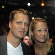 Oliver Pocher und Sandy Meyer-Wölden besuchten am 04.09. den Boxkampf zwischen Felix Sturm und Giovanni Lorenzo in Köln.