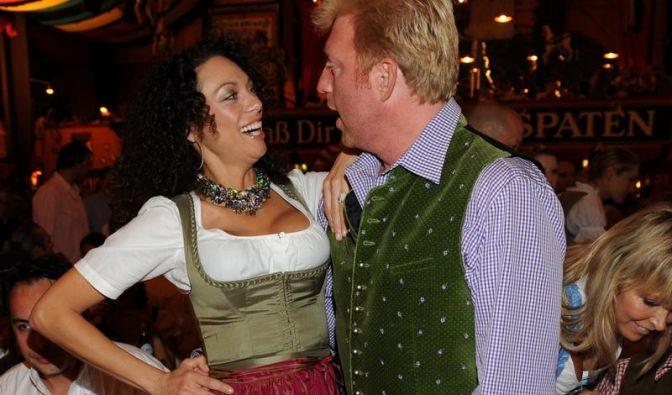 Boris und Lilly Becker (Foto)